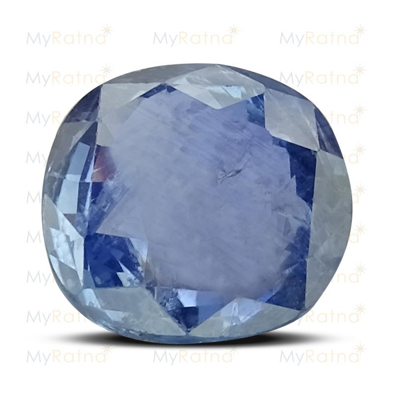 Certified Natural Blue Sapphire 5.71 Ct (Ceylon) - Prime - MyRatna