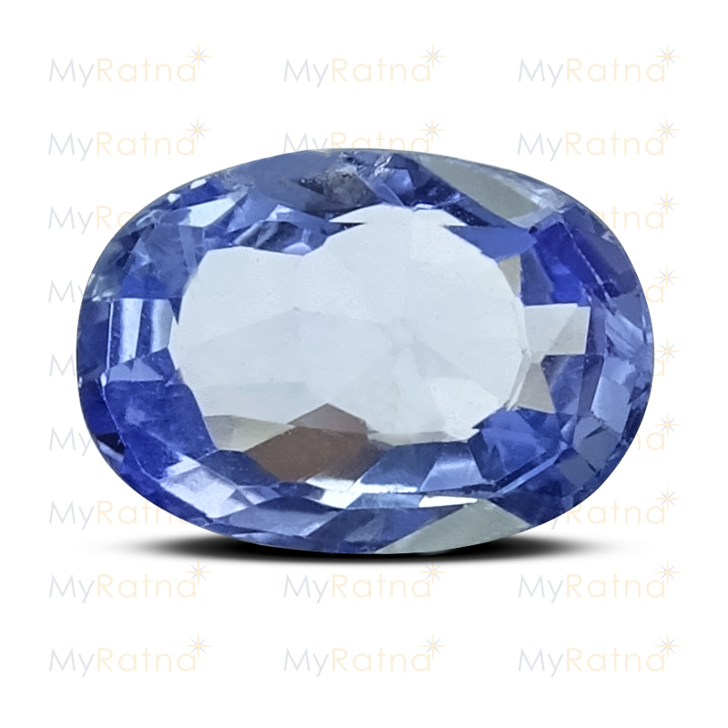 Certified Natural Blue Sapphire 3.44 Ct (Ceylon) - Limited - MyRatna