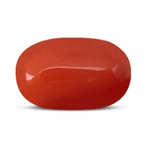 Certified Natural Red Coral 4.93 Ct (Italy) - Limited - MyRatna