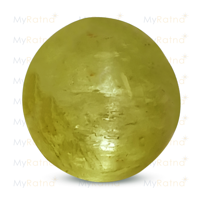 Certified Natural Cats Eye 3.87 Ct (India) - Fine - MyRatna