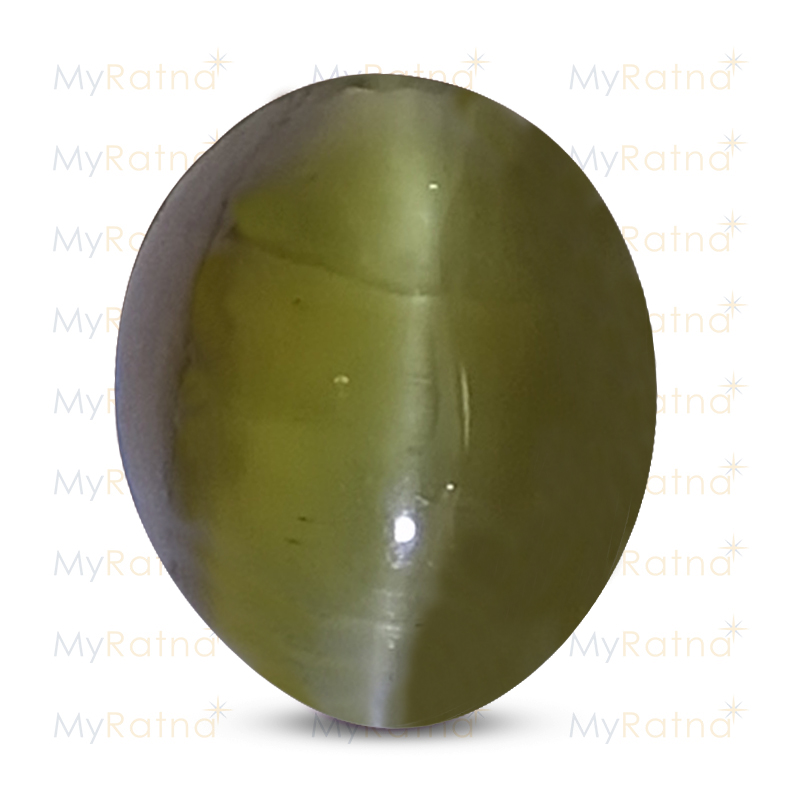 Certified Natural Cats Eye 2.52 Ct (India) - Fine - MyRatna