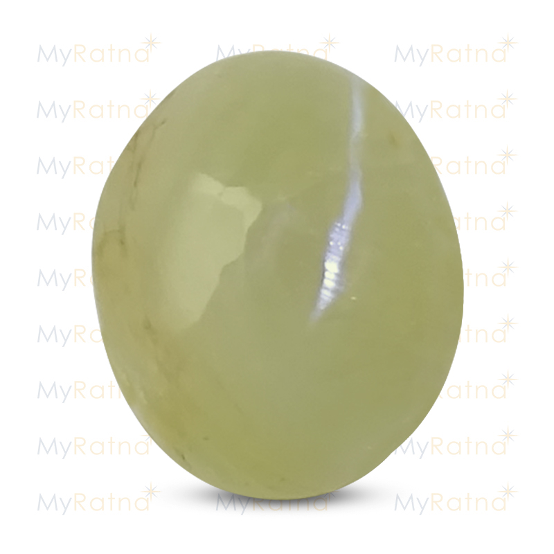 Certified Natural Cats Eye 3.11 Ct (India) - Fine - MyRatna
