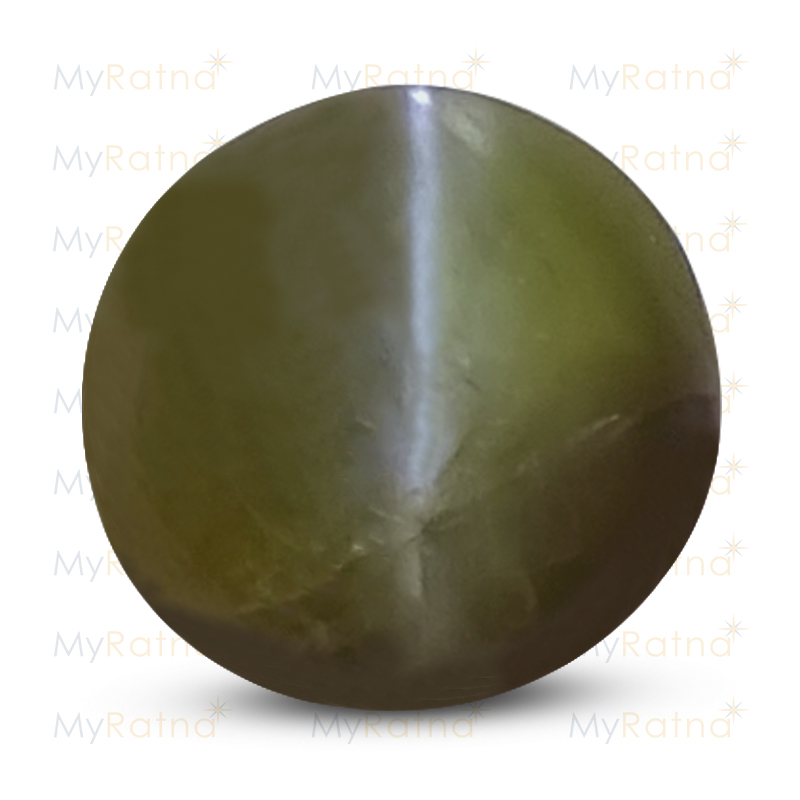 Certified Natural Cats Eye 2.66 Ct (India) - Fine - MyRatna