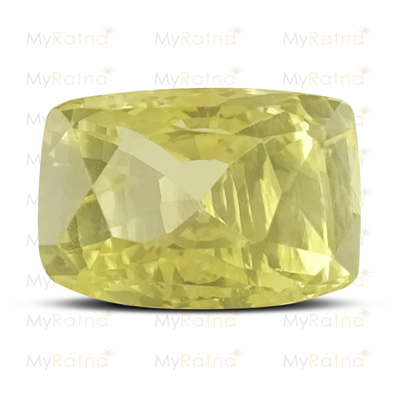 Certified Natural Yellow Sapphire 2.69 Ct (Ceylon) - Prime - MyRatna