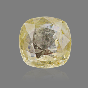 Certified Natural Yellow Sapphire 7.9 Ct (Ceylon) - Limited - MyRatna