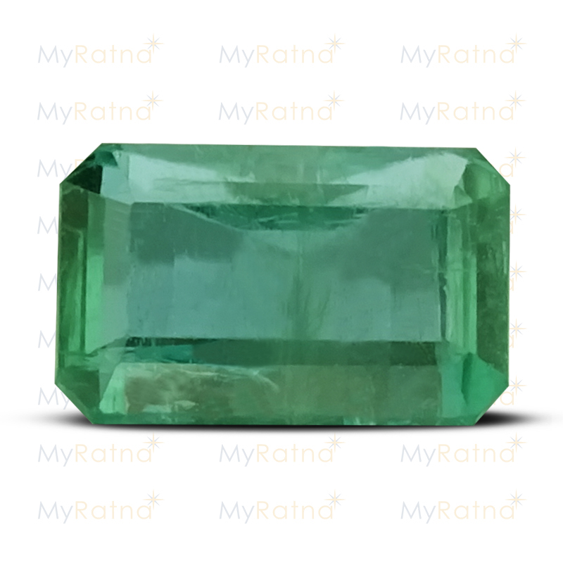 Certified Natural Emerald 4.72 Ct (Zambia) - Prime - MyRatna