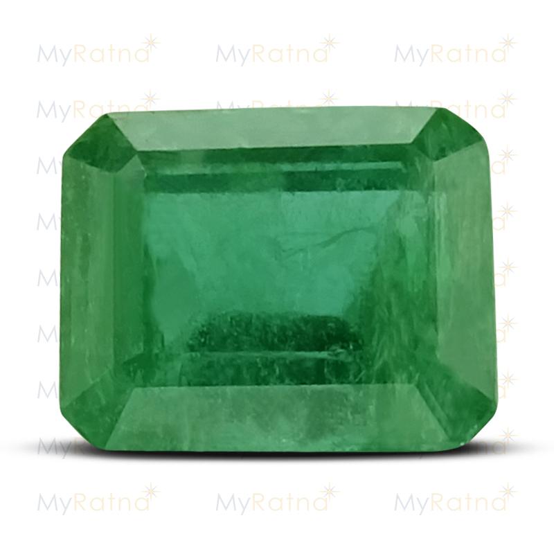 Certified Natural Emerald 4.45 Ct (Zambia) - Prime - MyRatna