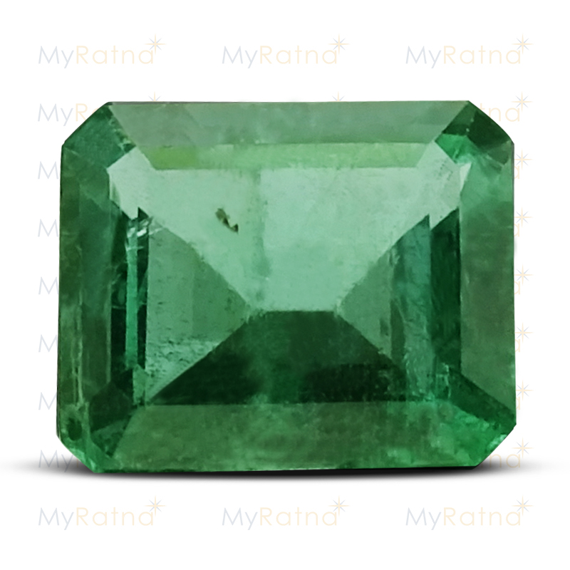 Certified Natural Emerald 4.62 Ct (Zambia) - Limited - MyRatna