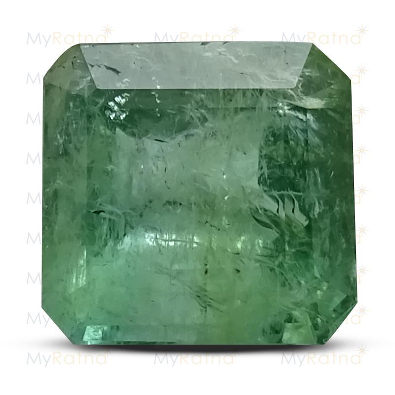 Certified Natural Emerald 5.64 Ct (Zambia) - Prime - MyRatna
