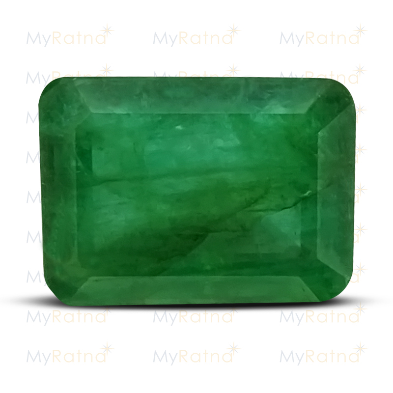 Certified Natural Emerald 3.98 Ct (Zambia) - Fine - MyRatna