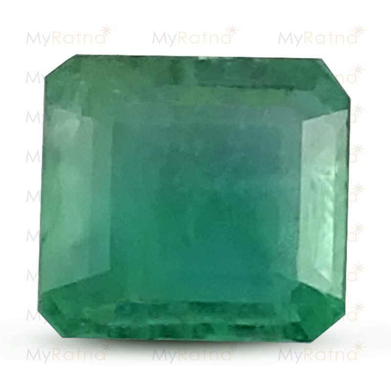 Certified Natural Emerald 3.06 Ct (Zambia) - Prime - MyRatna