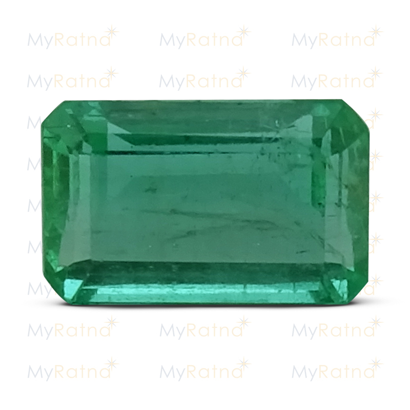 Certified Natural Emerald 2.29 Ct (Zambia) - Limited - MyRatna