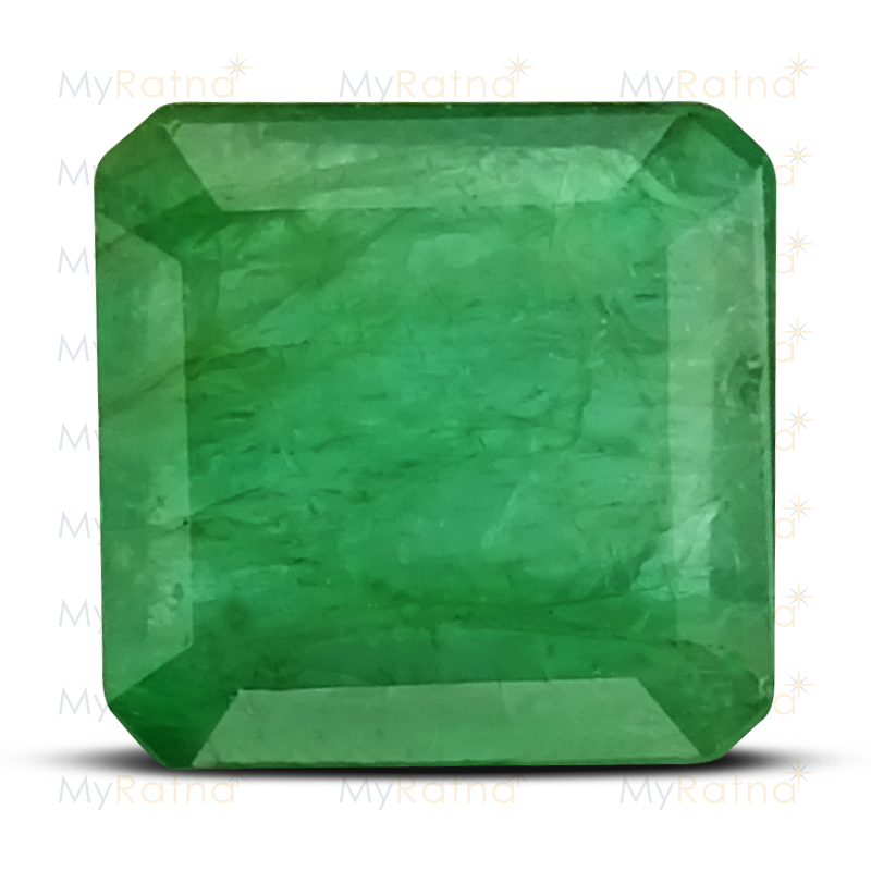 Certified Natural Emerald 3.14 Ct (Zambia) - Fine - MyRatna
