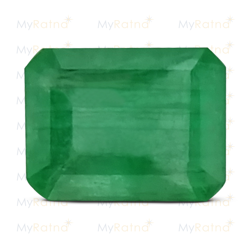 Certified Natural Emerald 2.15 Ct (Zambia) - Prime - MyRatna