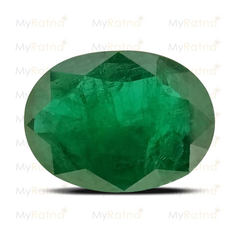 Certified Natural Emerald 4.85 Ct (Zambia) - Limited - MyRatna