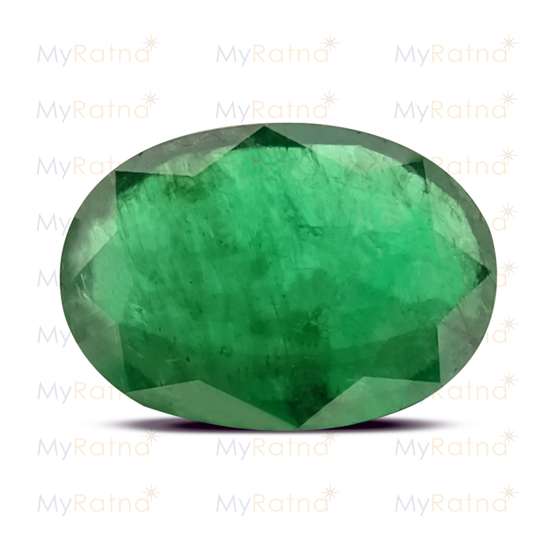 Certified Natural Emerald 4.26 Ct (Zambia) - Prime - MyRatna