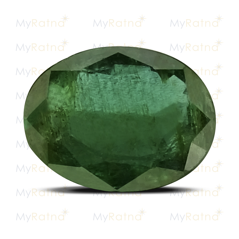Certified Natural Emerald 4.48 Ct (Zambia) - Prime - MyRatna