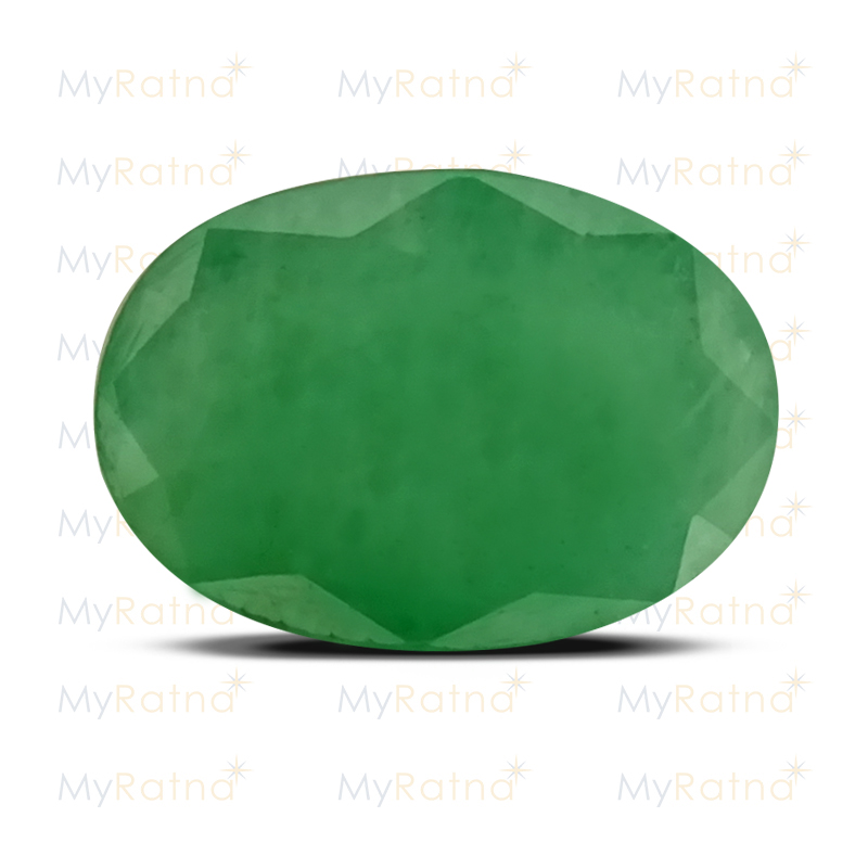 Certified Natural Emerald 4.64 Ct (Zambia) - Fine - MyRatna