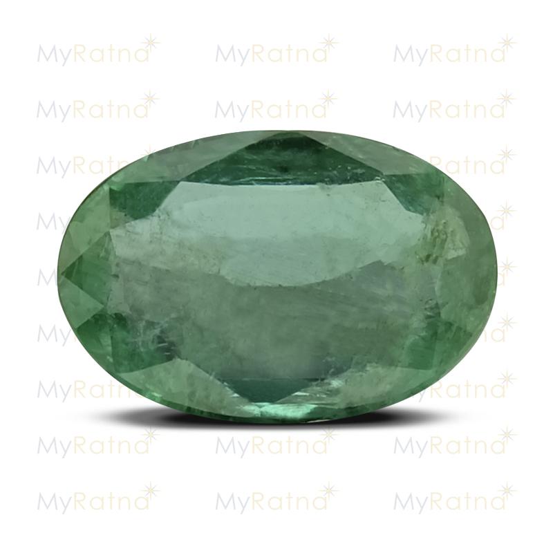 Certified Natural Emerald 3.04 Ct (Zambia) - Limited - MyRatna