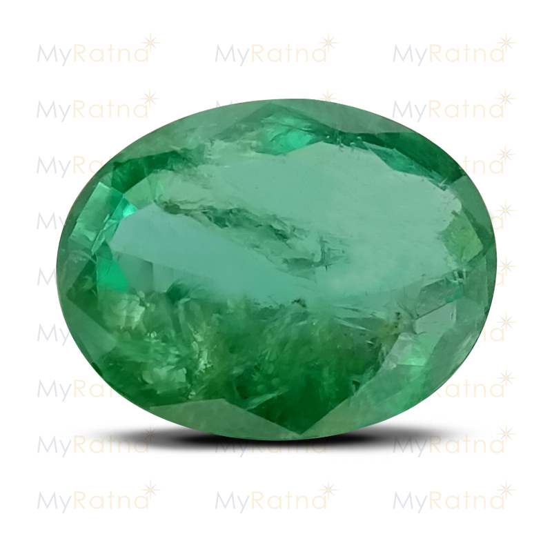 Certified Natural Emerald 2.54 Ct (Zambia) - Prime - MyRatna