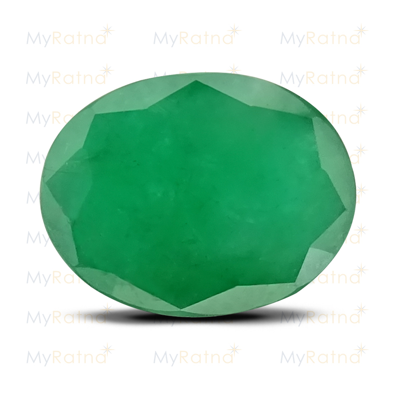 Certified Natural Emerald 2.96 Ct (Zambia) - Fine - MyRatna