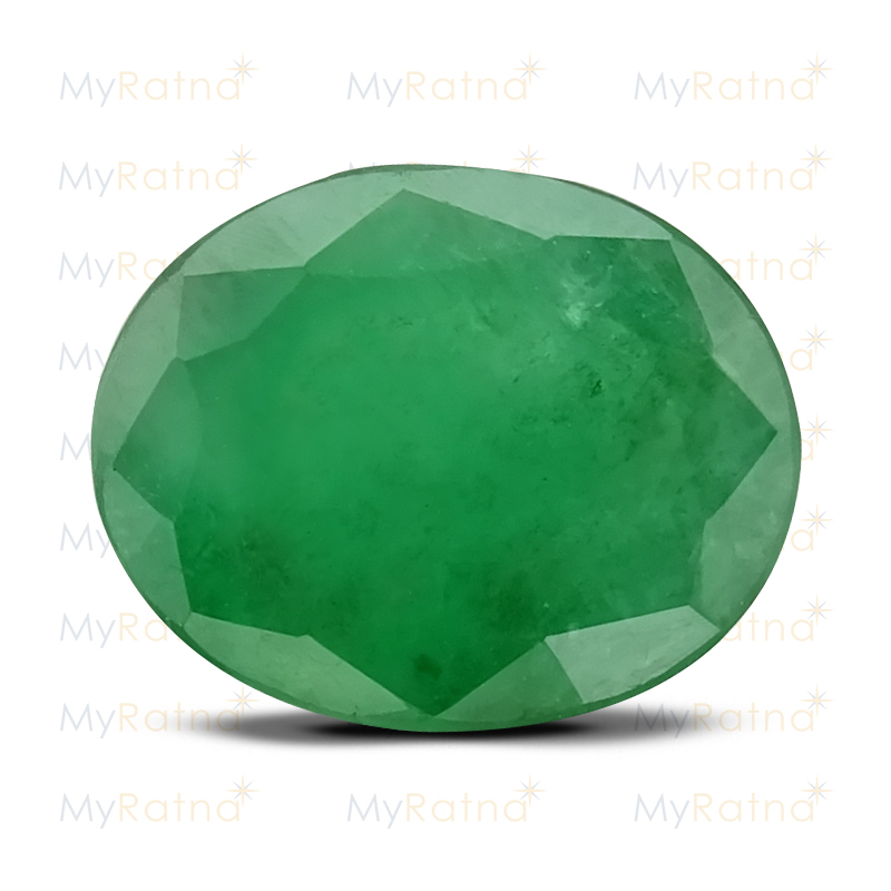 Certified Natural Emerald 2.75 Ct (Zambia) - Fine - MyRatna