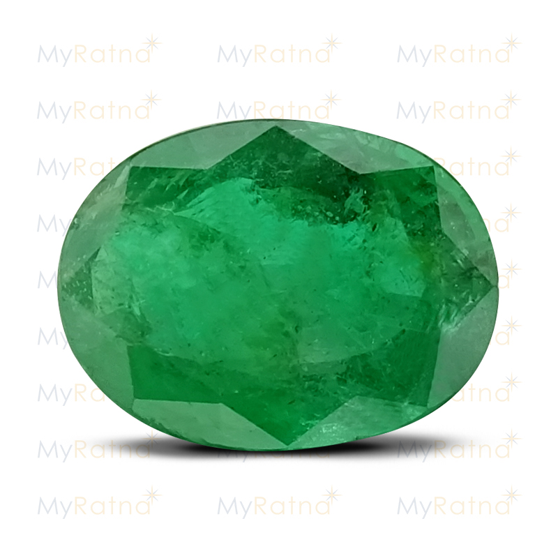 Certified Natural Emerald 2.47 Ct (Zambia) - Limited - MyRatna