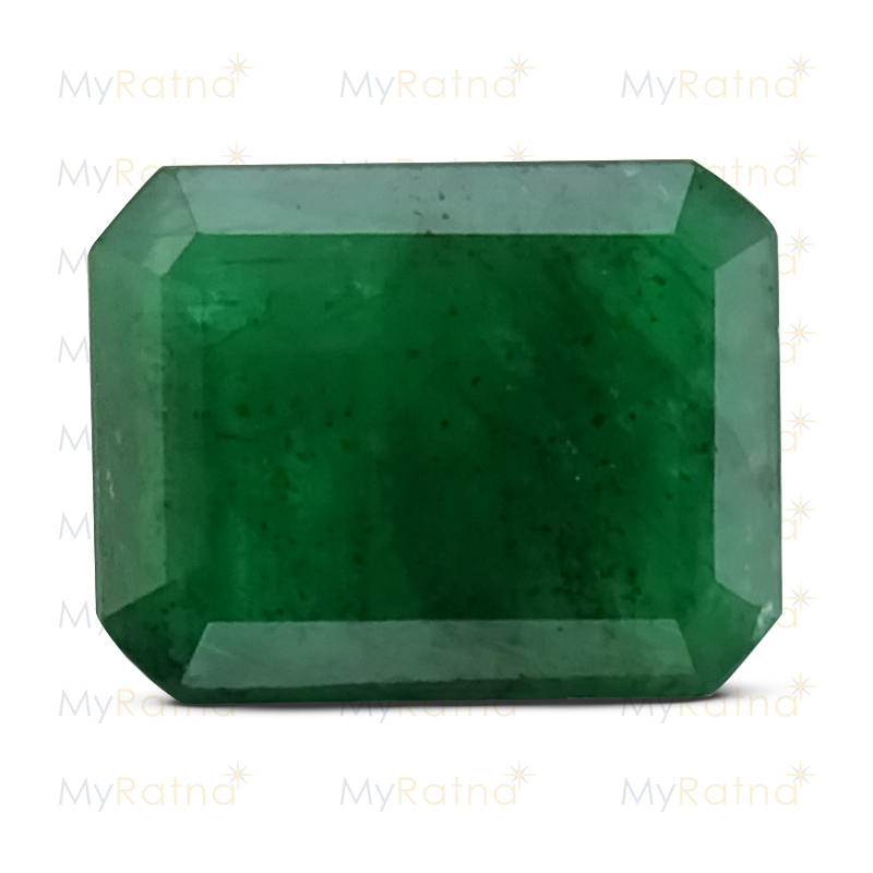 Certified Natural Emerald 8.97 Ct (Zambia) - Fine - MyRatna