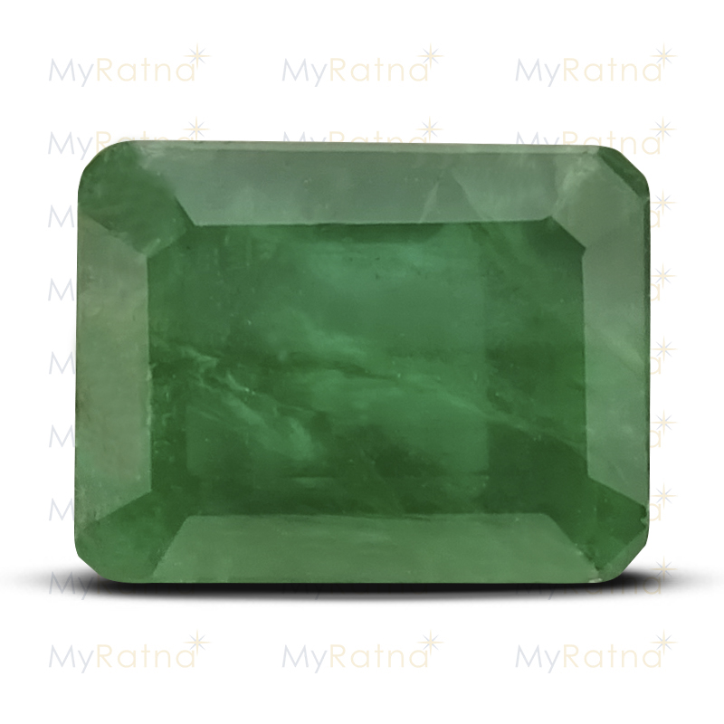 Certified Natural Emerald 4.35 Ct (Zambia) - Prime - MyRatna