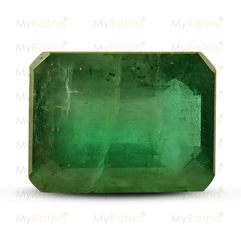 Certified Natural Emerald 4.33 Ct (Zambia) - Prime - MyRatna