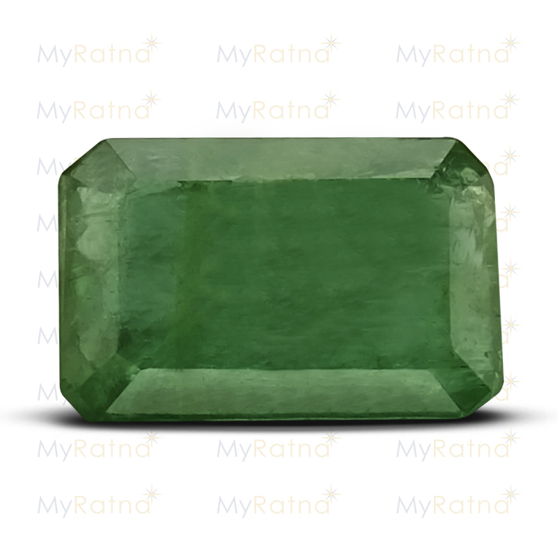 Certified Natural Emerald 4.56 Ct (Zambia) - Prime - MyRatna