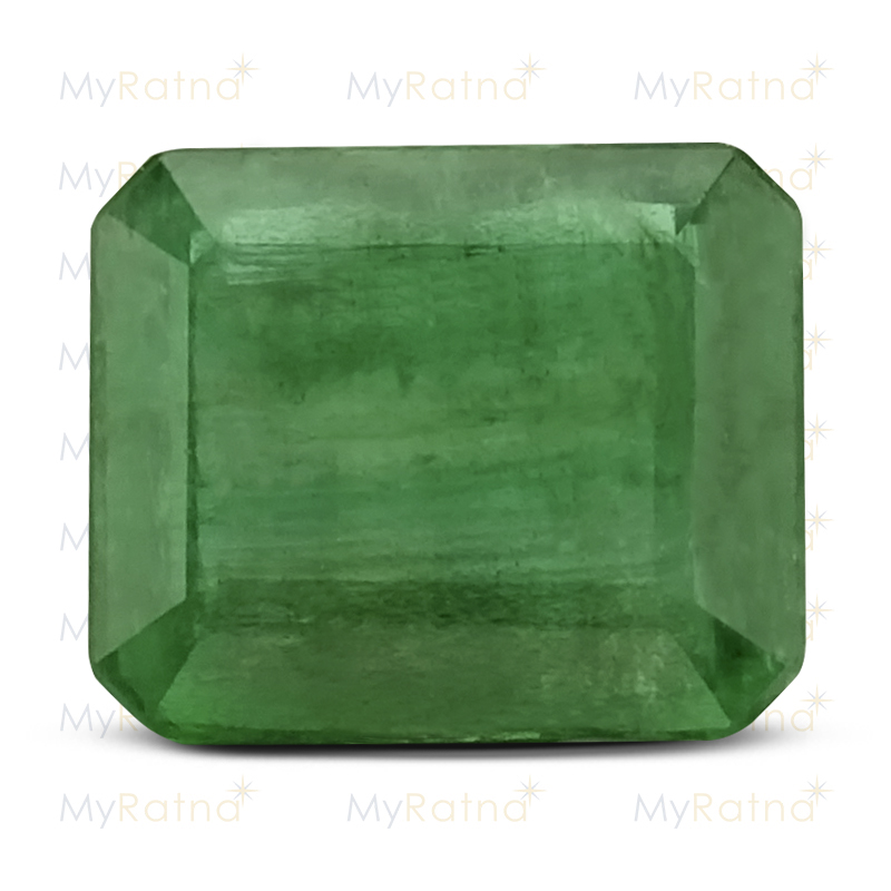 Certified Natural Emerald 4.32 Ct - Prime - MyRatna