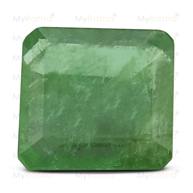 Certified Natural Emerald 4.27 Ct (Zambia) - Prime - MyRatna