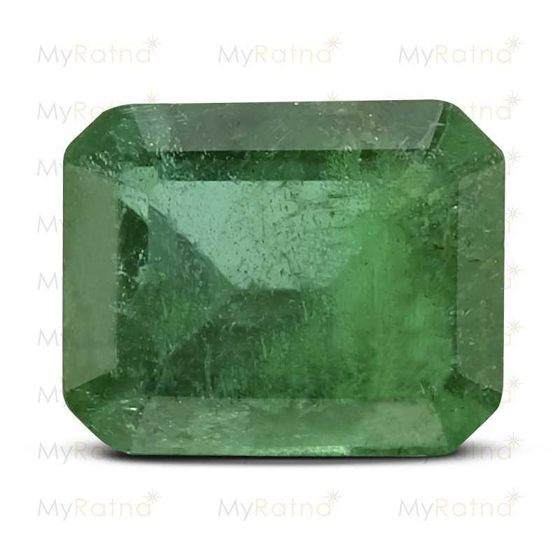 Certified Natural Emerald 4.24 Ct (Zambia) - Prime - MyRatna