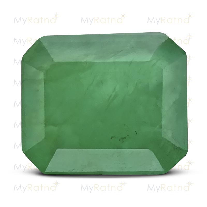 Certified Natural Emerald 3.47 Ct (Zambia) - Fine - MyRatna