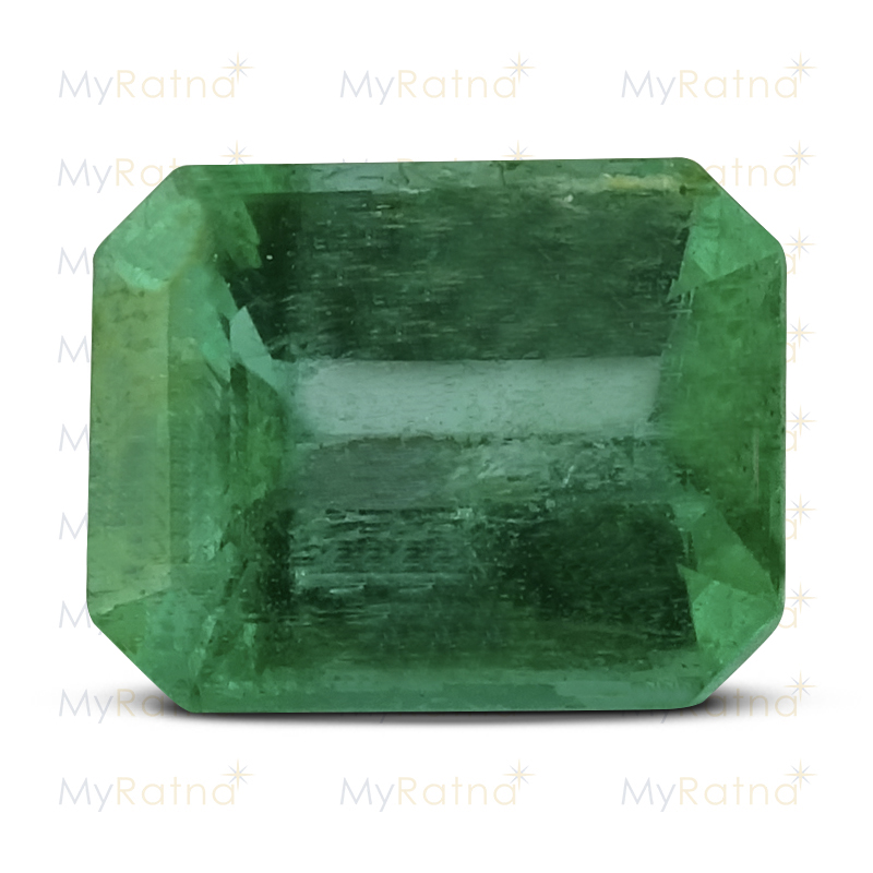 Certified Natural Emerald 3.01 Ct (Zambia) - Prime - MyRatna