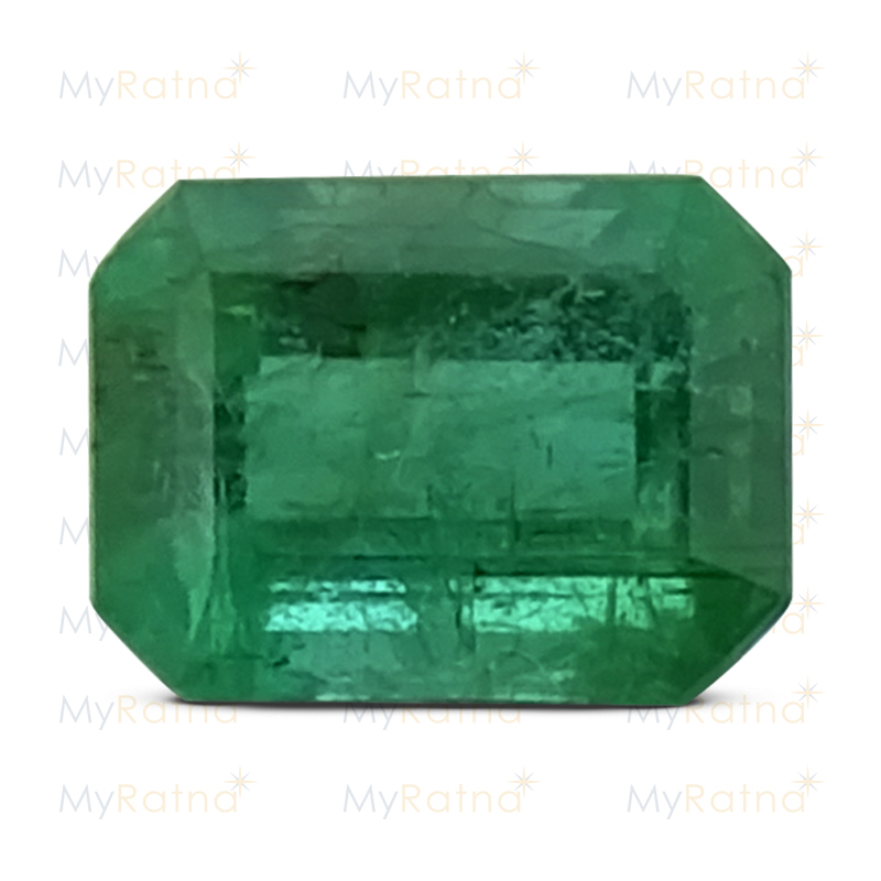 Certified Natural Emerald 2.52 Ct (Zambia) - Fine - MyRatna