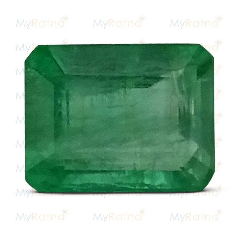 Certified Natural Emerald 2.18 Ct (Zambia) - Prime - MyRatna