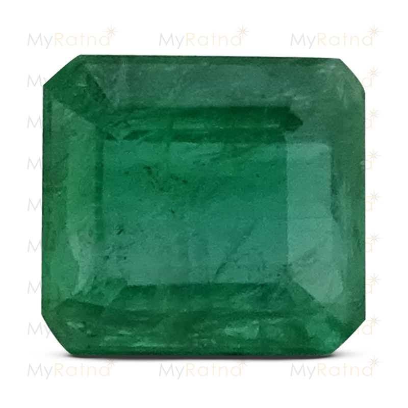 Certified Natural Emerald 2.77 Ct (Zambia) - Prime - MyRatna