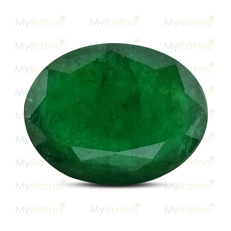Green Emerald Gemstone Price Per Carat Natural Zambian