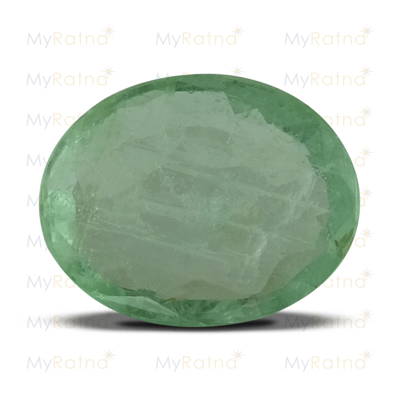 Certified Natural Emerald 4.22 Ct (Colombia) - Fine - MyRatna