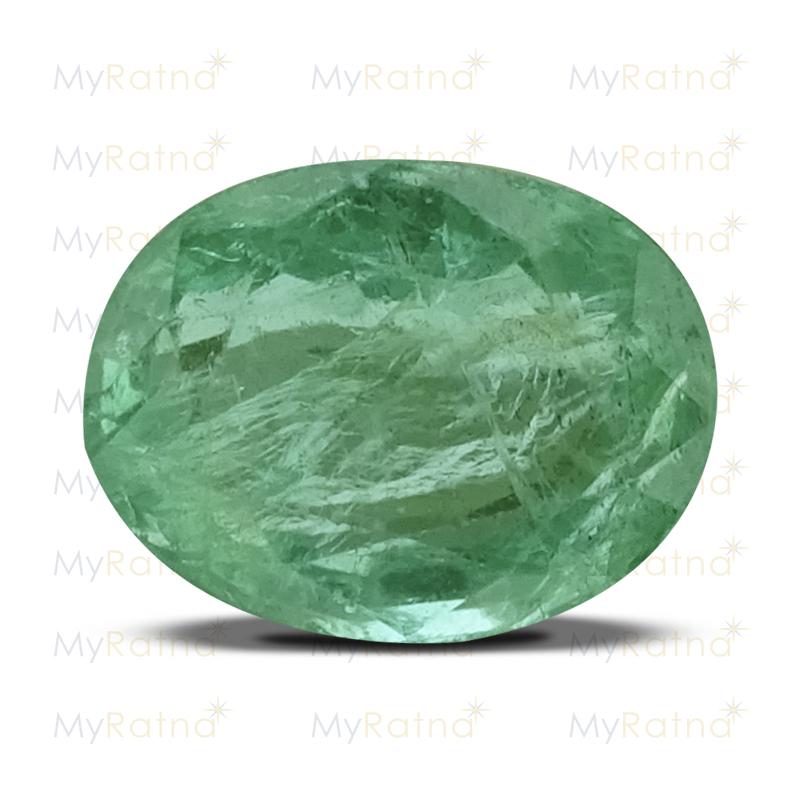 Certified Natural Emerald 4.74 Ct (Zambia) - Prime - MyRatna