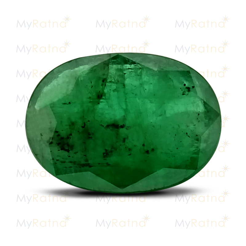 Certified Natural Emerald 2.43 Ct (Zambia) - Fine - MyRatna
