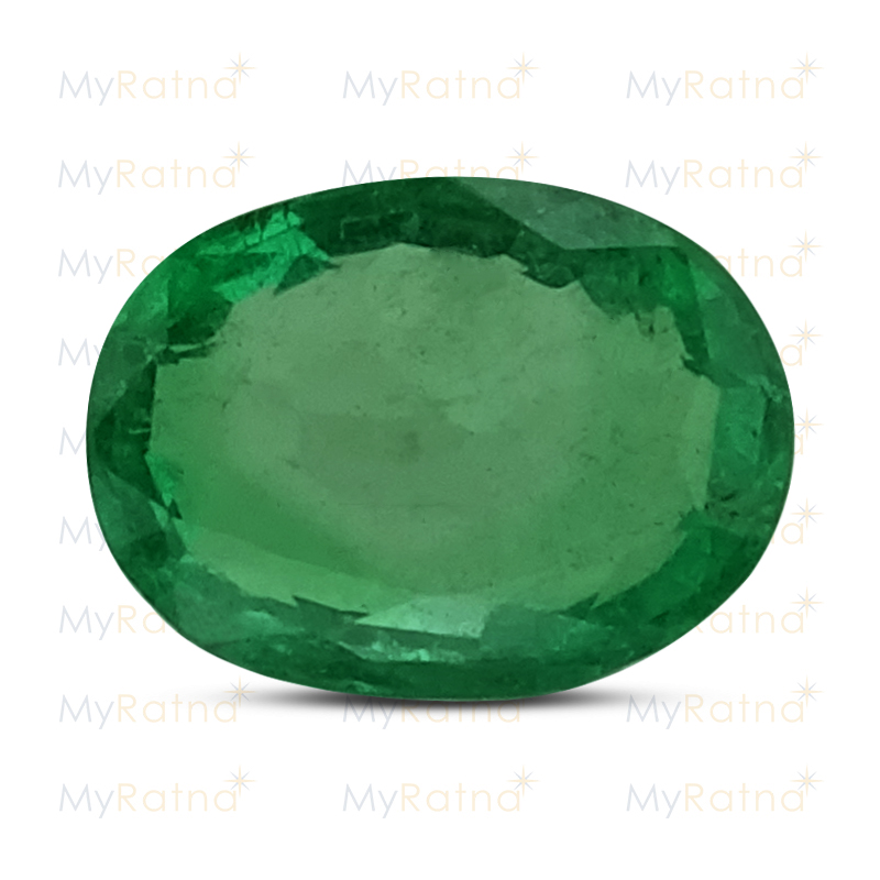 Certified Natural Emerald 2.6 Ct (Zambia) - Limited - MyRatna