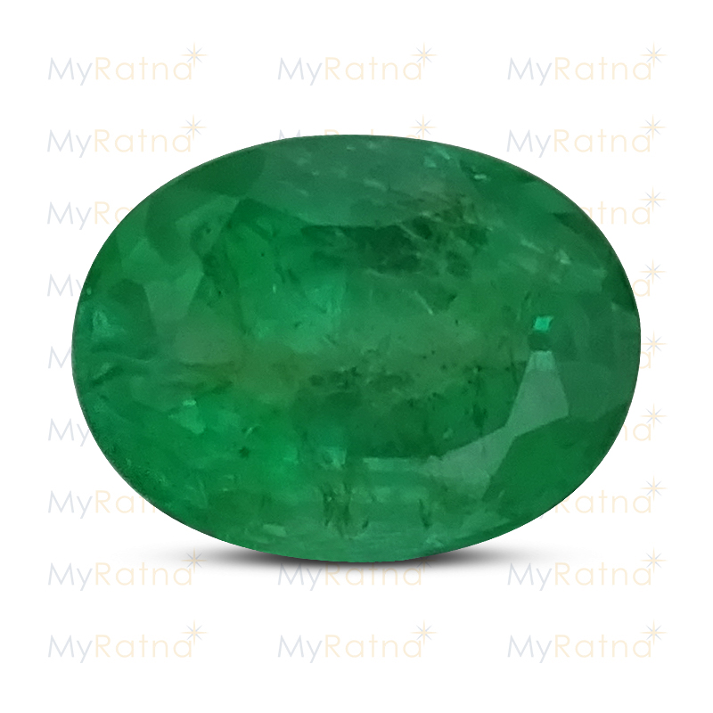 Certified Natural Emerald 2.43 Ct (Zambia) - Limited - MyRatna