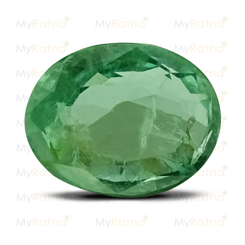 Certified Natural Emerald 2.63 Ct (Colombian) - Fine - MyRatna