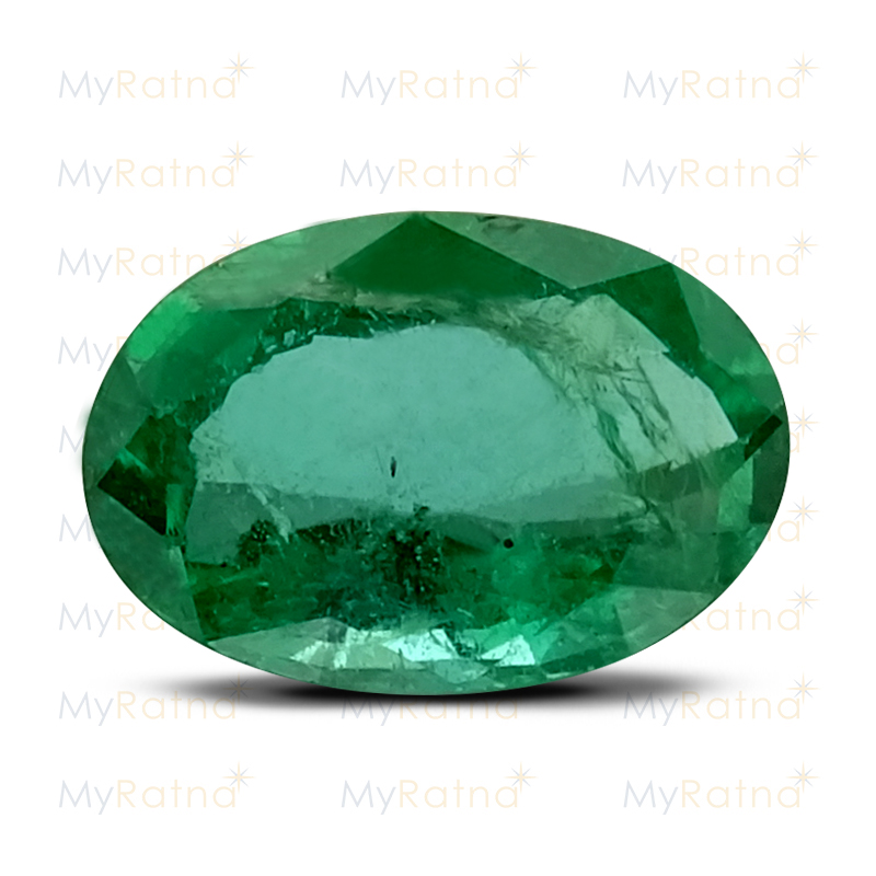 Certified Natural Emerald 2.3 Ct (Zambia) - Prime - MyRatna
