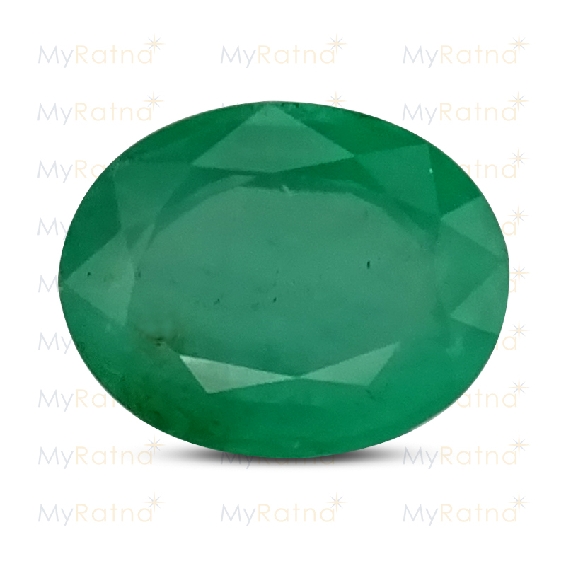 Certified Natural Emerald 2.58 Ct (Zambia) - Prime - MyRatna