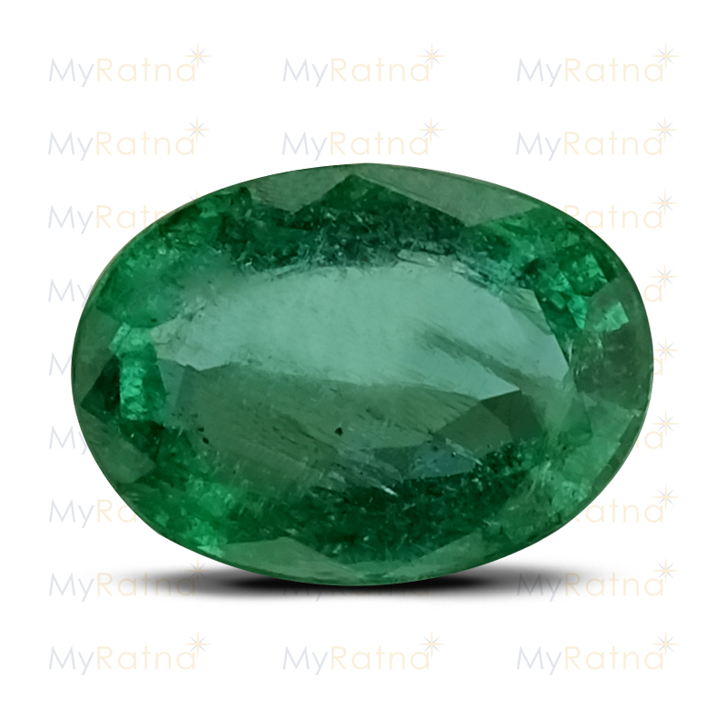 Certified Natural Emerald 2.1 Ct (Zambia) - Prime - MyRatna