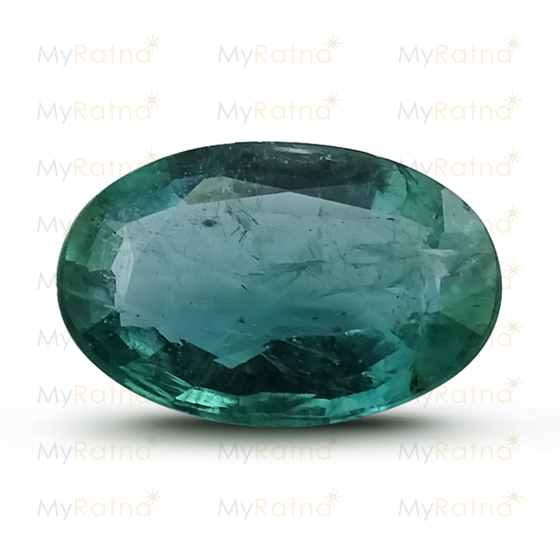 Certified Natural Emerald 1.9 Ct (Zambia) - Prime - MyRatna